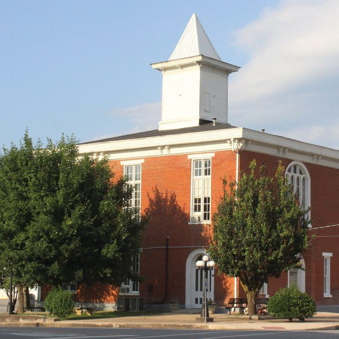 CS Clay County Courthouse